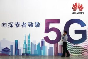 Huawei win 30 5G contracts, Three in Asia-Pacific region including 18 in Europe, nine in the Middle East .