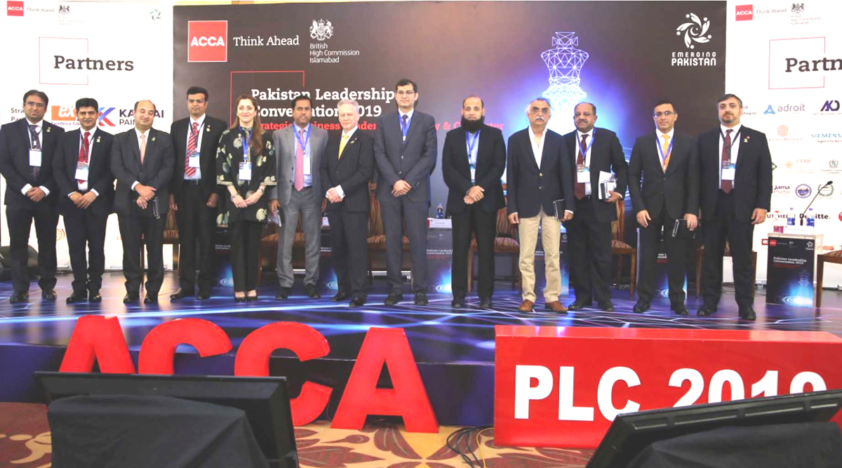 Pakistan Leadership Conversation 2019 kick starts with a successful event in Karachi