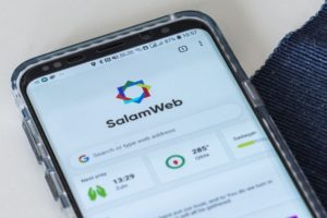Malaysia startup launches a 'Salam web 'browser