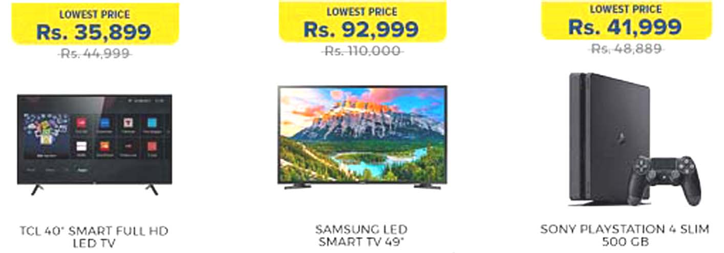Daraz launches Daraz Shopping League with discounts across televisions, mobile phones and other categories