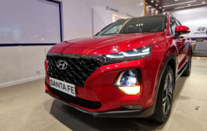 Hyundai Nishat Motors  officially Launched Santa Fe and Grand Starex in Pakistan