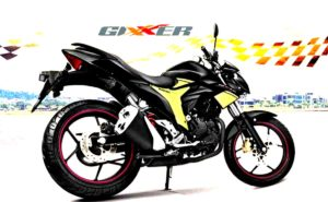 Suzuki Gixxer 150 launched in Pakistan