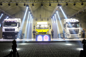 SINOTRUK Continues Its Roll-Out Of NEXT Generation  Trucks