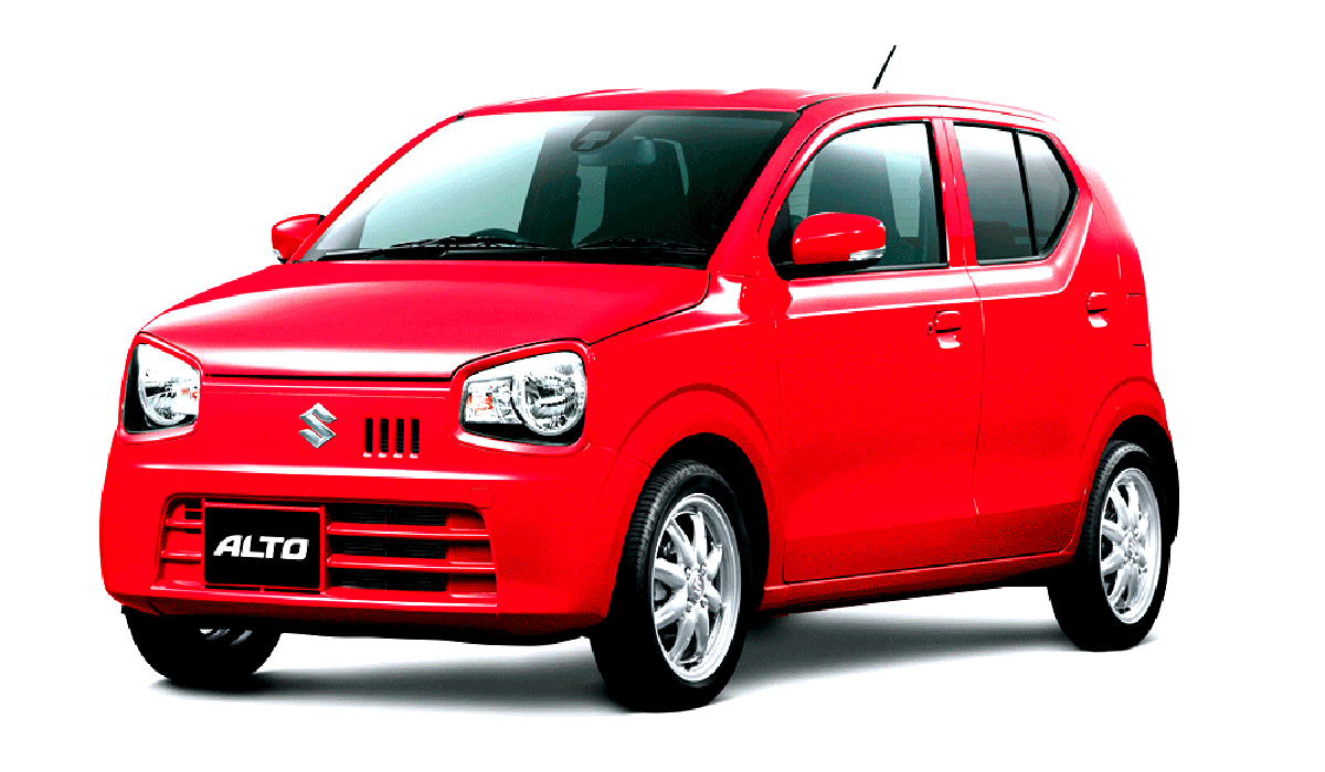 Pak Suzuki Motors 660cc Alto Cars To Be Produced In Pakistan