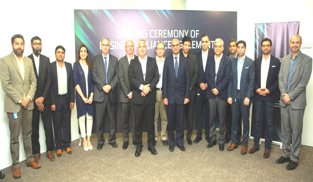 Telenor Microfinance Bank & TOTAL PARCO Join hands To Offer Easypaisa Services Nationwide