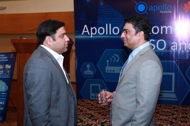 Apollo Is Entering The Future As a Software Vendor With Huawei