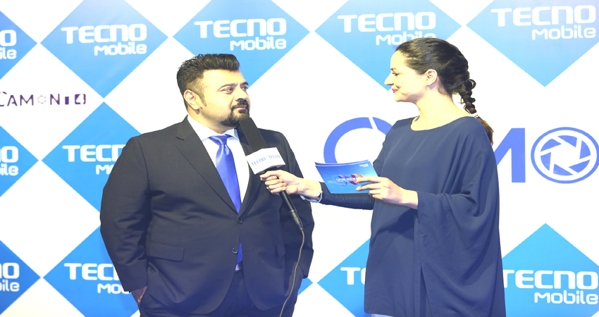 Tecno Camon i4 –Campaign That Rocked The Minds