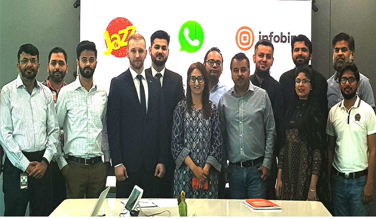 Jazz Pakistan Started Automated Self-Care Services Via WhatsApp For Post-Paid Subscribers