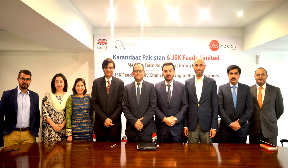 Access To Direct Financing For Businesses in Poultry Industry Made Easier Bythe UK Funded Karandaaz