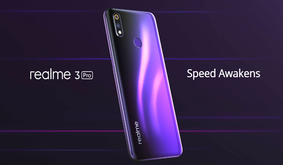 Realme Announces Flagship Series Realme 3 Pro launch In Pakistan