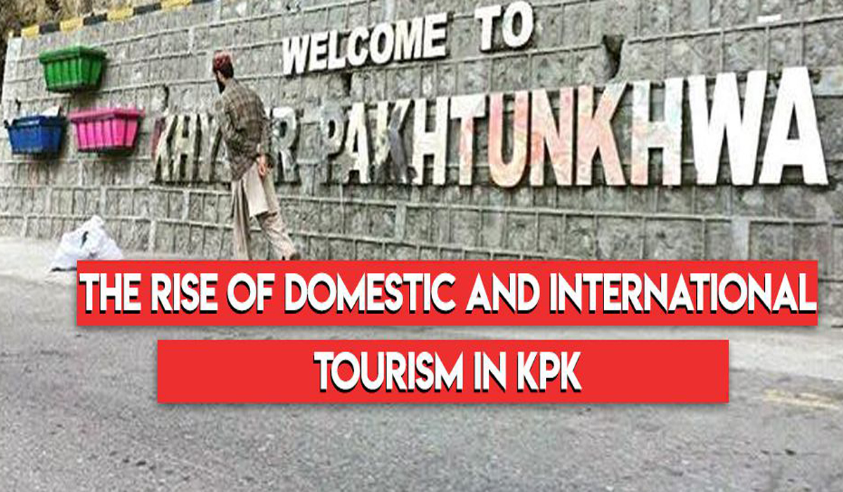 KPK Officially Launched Tourism APP Had Helped Increase The Number Of Tourists in The Region