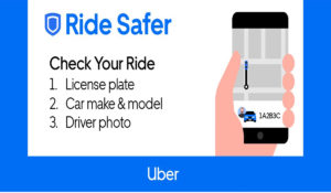 Uber launches Check Your Ride Reminder Across The Region ,As Part Of its Continued Commitment To Safety,