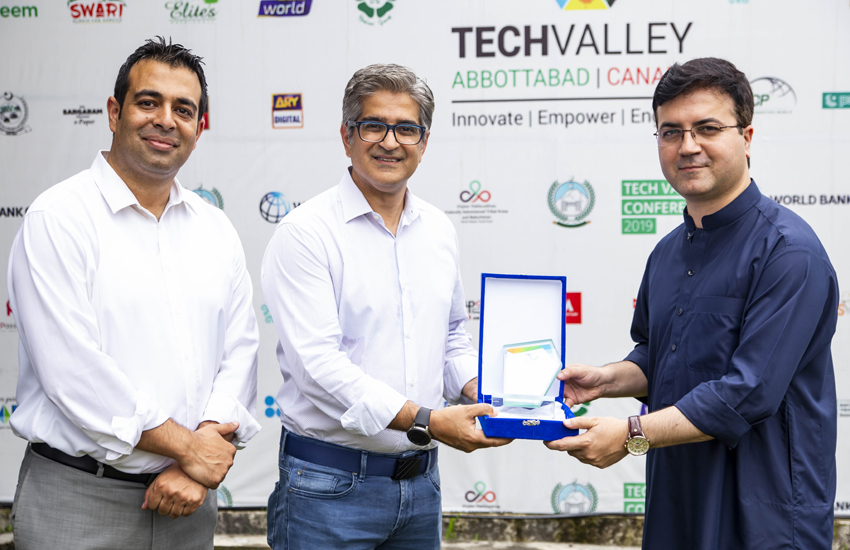 Jazz's CEO Aamir Ibrahim Visits Tech Valley Durshal, Abbottabad Khyber Pakhtunkhwa