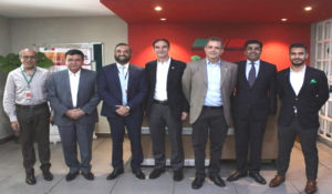 US. Ambassador Commends Engro Elengy On World's Fastest 250 Ship-To-Ship Transfer