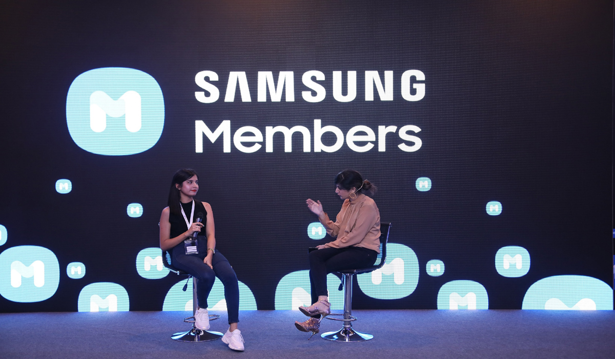 Samsung Organized The First-of-its-kind Creators Galaxy Workshop in Lahore