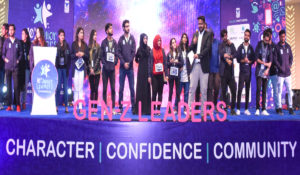 10th  Junior Leader's Conference Kick Starts in Karachi