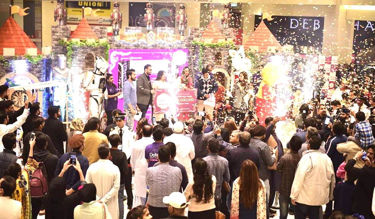 The 27th Dolmen Shopping Festival Concludes Amidst Magnificent Celebrations