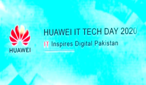 Huawei Technologies Hosts 'Huawei IT Tech Day 2020′