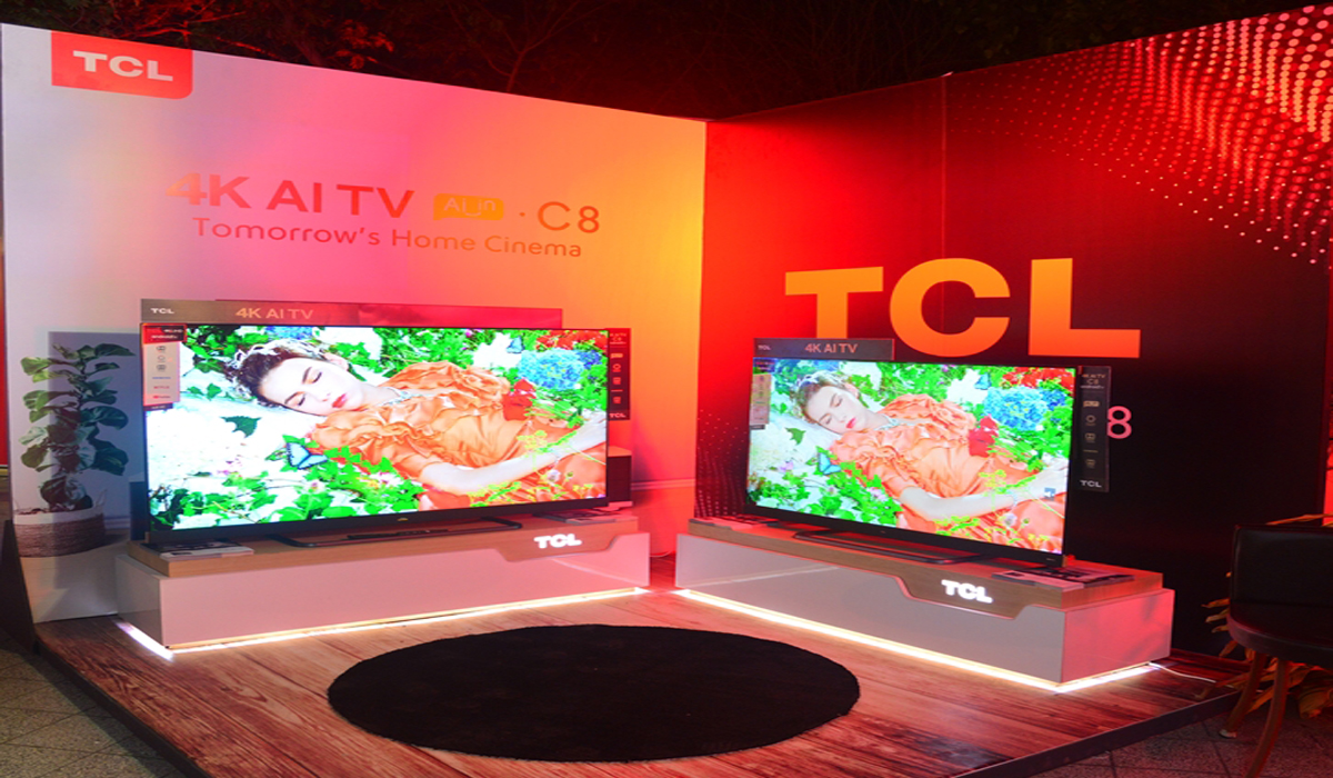 TCL Launches C8 4K UHD Android TV in Pakistan