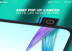Infinix S5 Pro 40MP Pop-up Selfie Camera- The Next Big Thing in The World Of Smart Phones