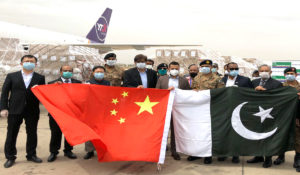 Jack Ma , Alibaba Foundation Donation Arrives in Karachi to Help Fight Against COVID-19