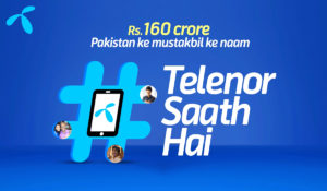 Telenor Pakistan and Telenor Microfinance Bank  Pledged  PKR 1.6 billion Towards COVID Relief Efforts