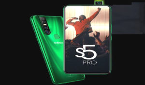 Iinfinix S5 PRO 40MP Pop-up Selfie Camera- The   Phone For a Fashionista