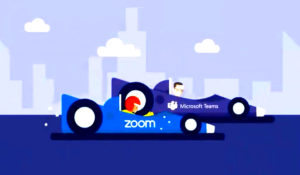 Microsoft Team Beat Zoom- Now 300 People Can Attend Microsoft Team Meeting
