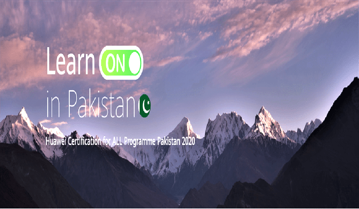 """Huawei Pakistan Launched The """"Learn ON for All"""" Program in Pakistan"""