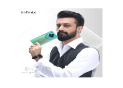 Infinix Collaboration with the legendary pop musical icon Atif Aslam For Infinix Zero 8