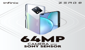 Infinix To Launch 64MP Quad Camera Phone in Collaboration With Sony