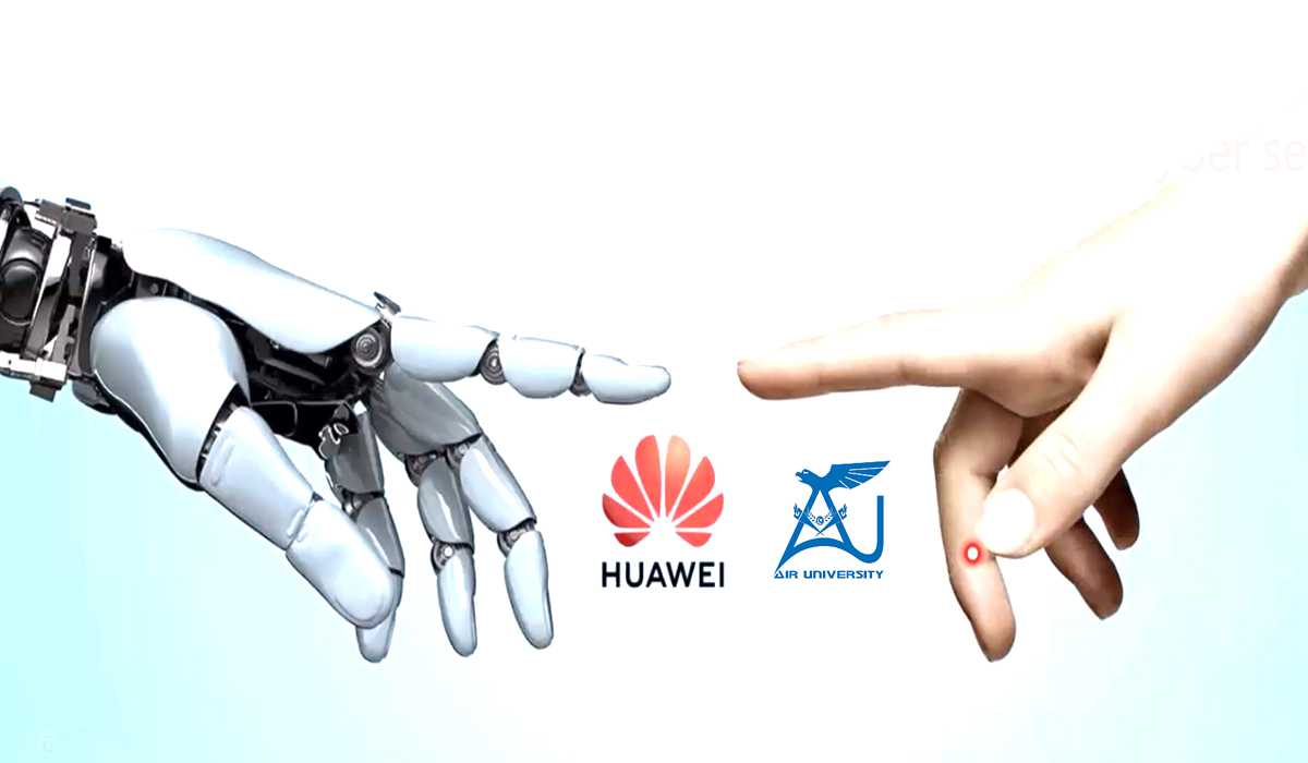 Huawei Technologies Signed MoU With Air University For Cyber security ecosystem in Pakistan