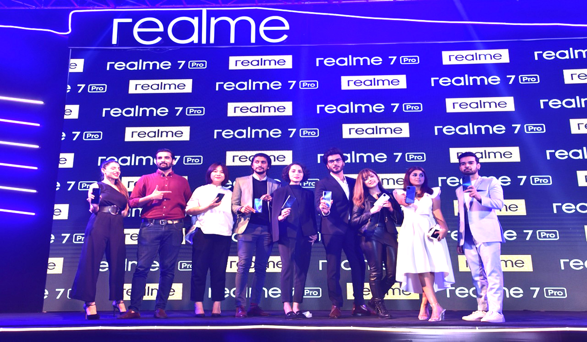 Realme 7 series launched in Pakistan Offers Fastest charging phone
