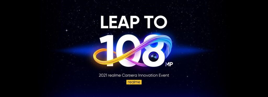 Realme launches its first 108MP camera and trendsetting photography features in the Camera Innovation Event