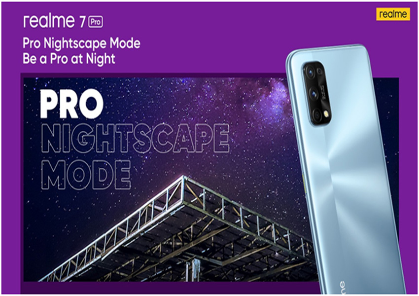 Realme promises to promote a trendier lifestyle for its young audience with its cutting-edge smartphones AIoT products