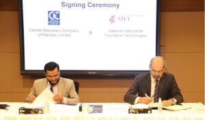 """CDC signs MoU with NIFT for enabling digital payments for its initiative """"Emlaak Financials"""""""