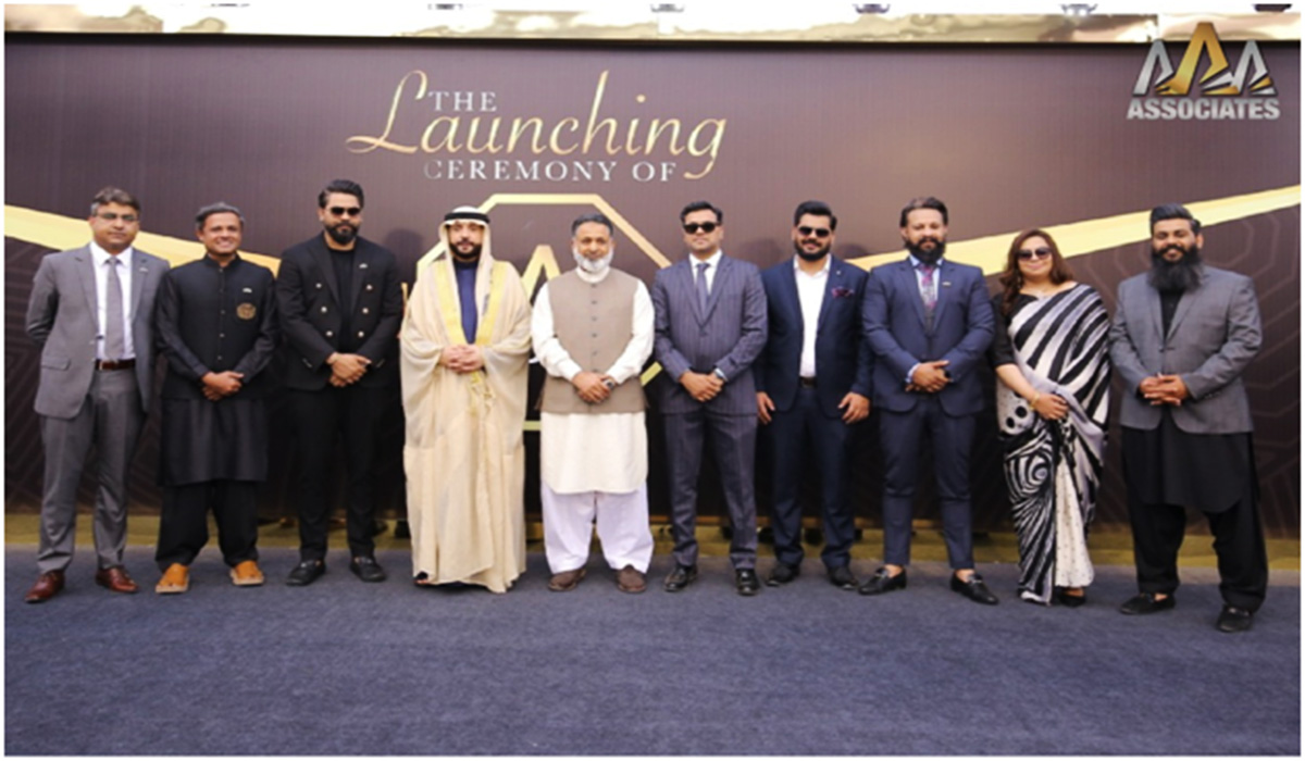 UAE Renowned Businessman Suhail Muhammad Al Zarooni launched AAA OCTA