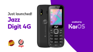 M&P becomes the official distributor of Jazz Digit 4G smart feature Phones