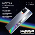 The Gaming Beast realme 8 is Now Available Across Pakistan