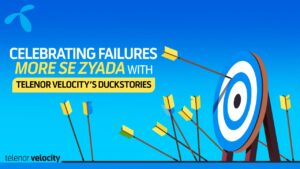 Telenor Velocity hosts Duck Stories to celebrate failure and learning