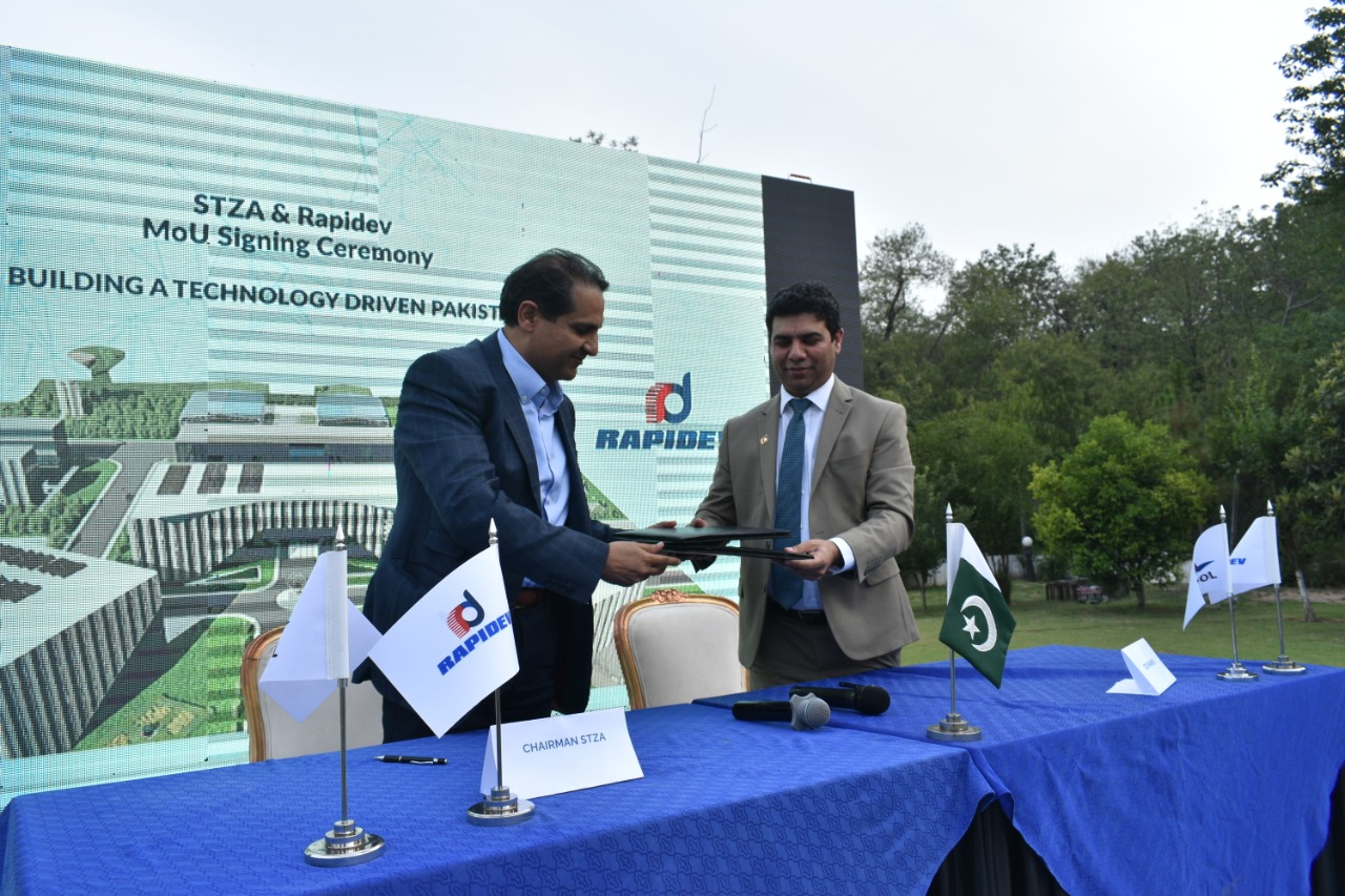 State-of-the-Art Technology Park in Islamabad to Generate $200 Million and 5000 Jobs in the Next Five Years
