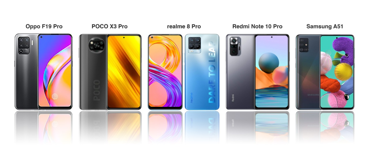 Got PKR 50,000- Only Want to Buy a Phone Check this List