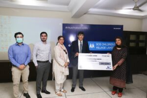 AkzoNobel Pakistan-SOS Children's Villages Pakistan partnership continues to strengthen youth employability with the Power of Paint