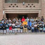 XClub joined hands with SOS Children's Village to Celebrate Eid