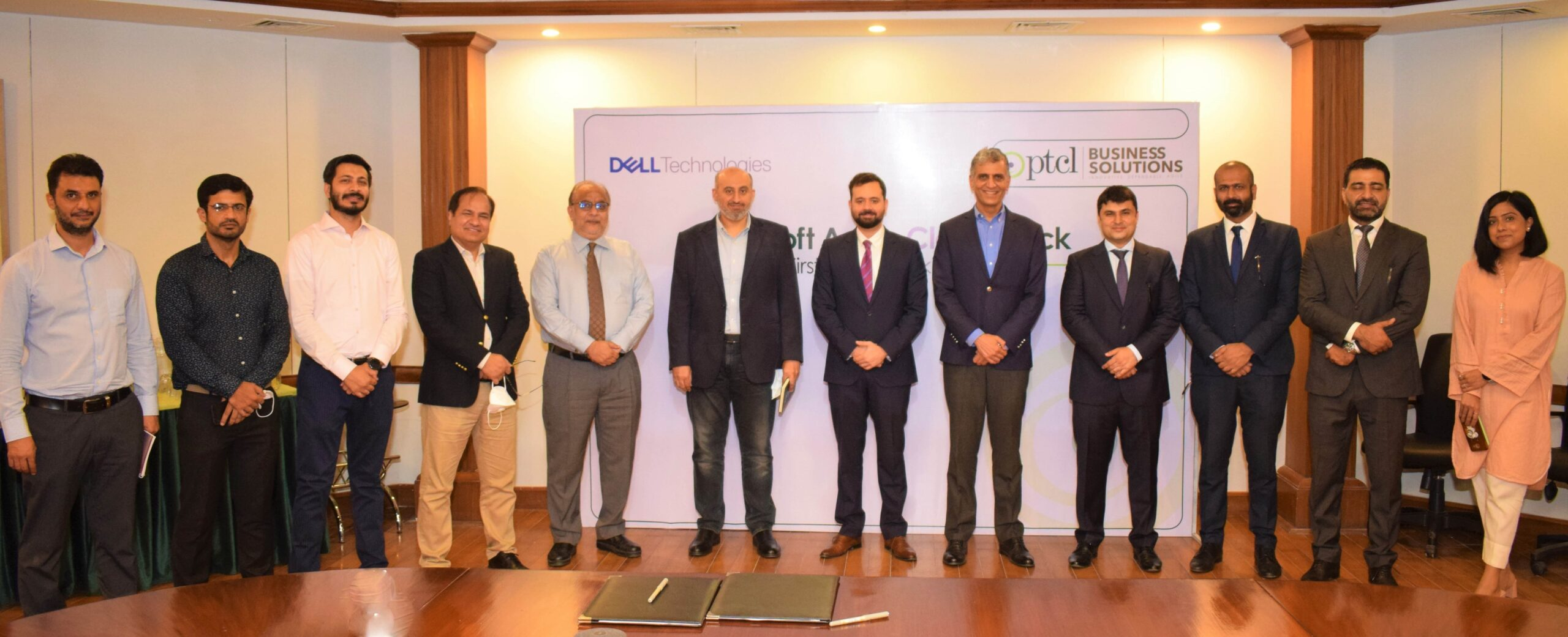 PTCL partners with Dell Technologies to bring Microsoft Azure Stack Services to Pakistan